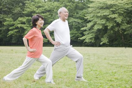辛い症状から解放されると運動も楽しめます