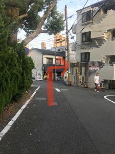阪急六甲駅付近の画像