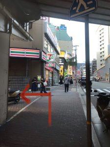 JR神戸線六甲道駅周辺の画像