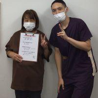 神戸市にお住いのKさん (70代 女性)